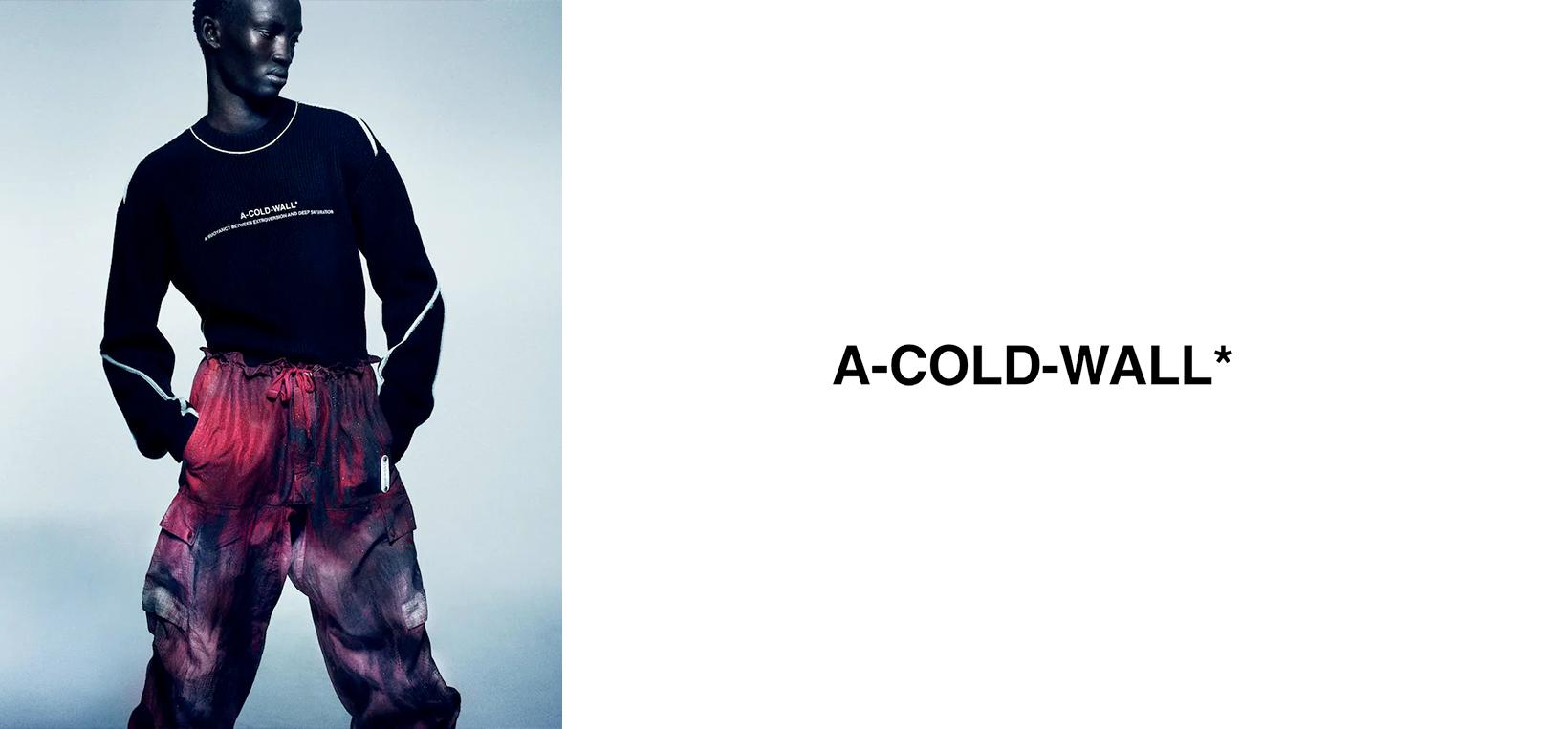 A-COLD-WALL - Men - Leam Roma