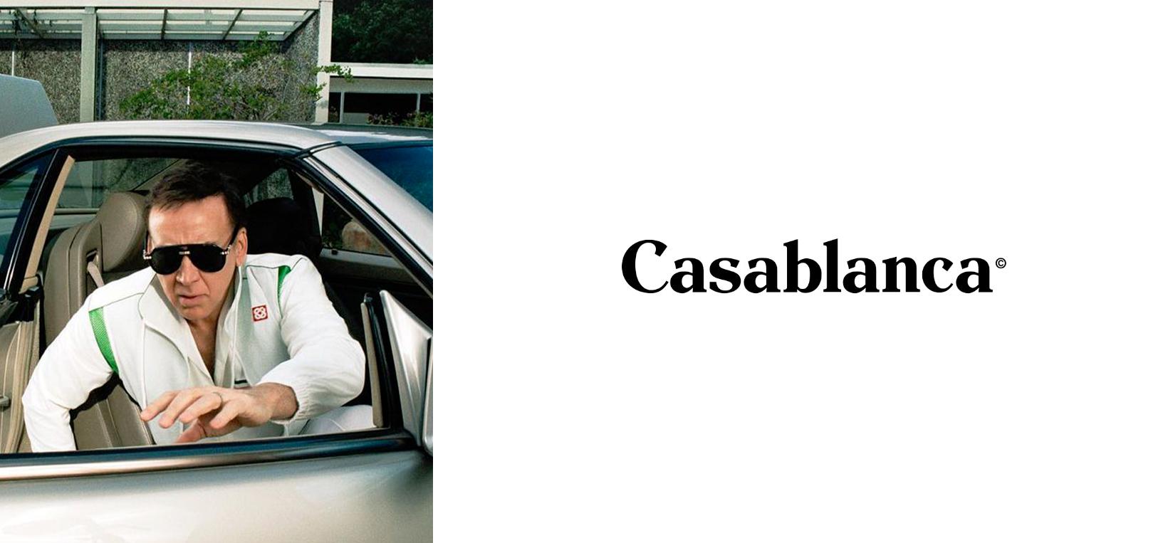 CASABLANCA - Uomo - Leam Roma
